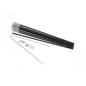 Relags Fiberglasstange 4m x 8,5mm 7 Segmente